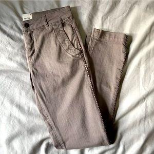 My Pant's Chino Khaki Size 36 Denim Small